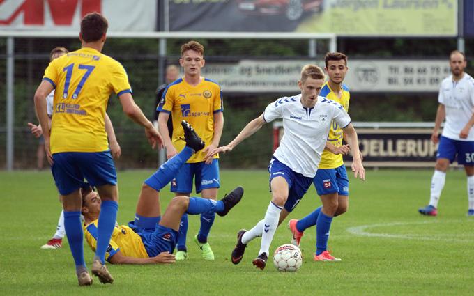 Foto: KIF-Fodbold