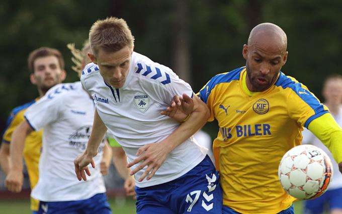 (©) Foto: KIF-Fodbold