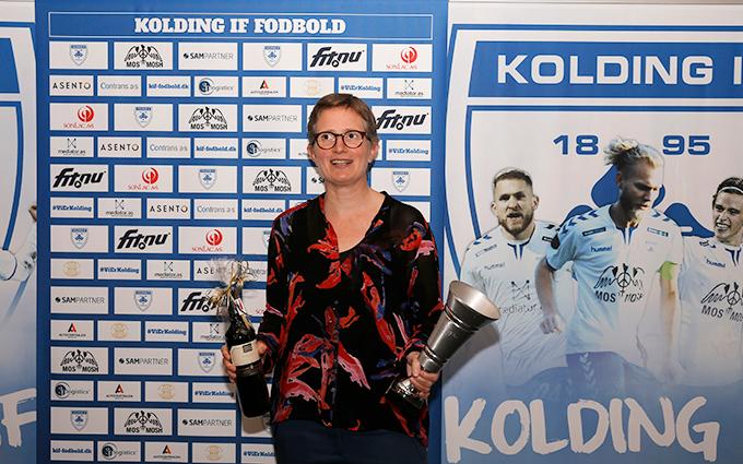 © Foto: KIF-Fodbold