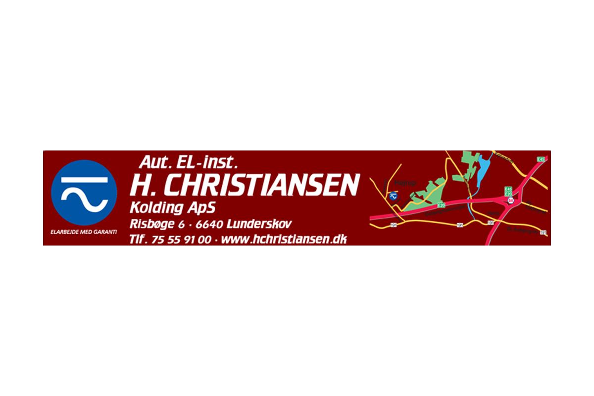 H Christiansen El